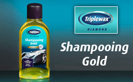 Shampooing Gold