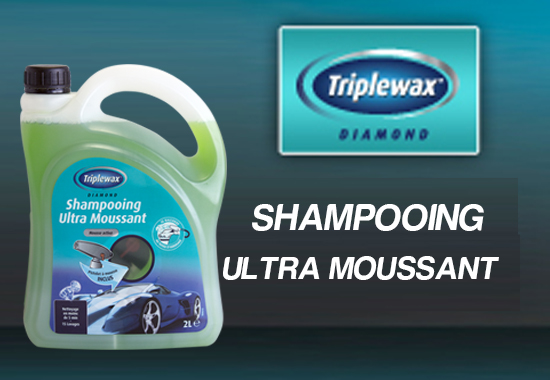 Shampooing Ultra Moussant